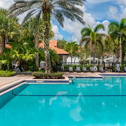 Bell Parkland pool