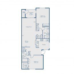 Bell Parkland Preakness Floor Plan