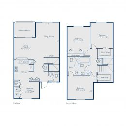 Bell Parkland Triple Crown Floorplan